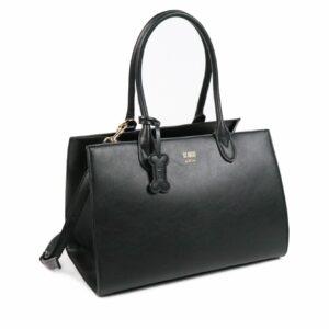 Monte & Co   The LOLA Black Pet Travel Bag by St Argo Melbourne