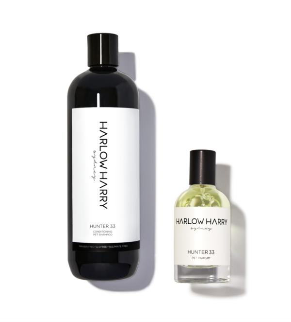 The Hunter 33 Luxe Set by Harlow Harry | 500mL & 50mL