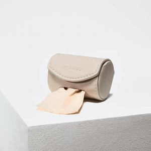 Designer Poop Bag Holder in Taupe | by St Argo Melbourne