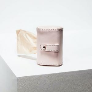 Monte & Co | Designer Poop Bag Holder in Pale Pink by St Argo Melbourne