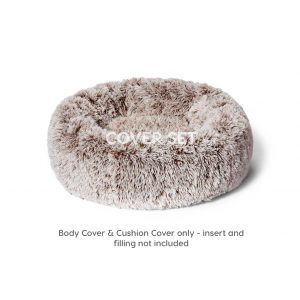 Monte & Co | Snooza Calming Cuddler Cover Set Replacement | Shimmering Mink
