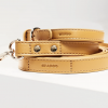 Monte & Co | Designer Pet Dog Cat Lead in Mustard Yellow Gold by St Argo Melbourne