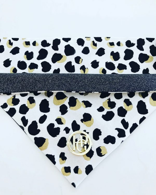 Monte & Co   The Kenya Cat Dog Bandana Scarf by HGP Luxury Pet Accessories