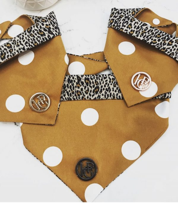 Monte & Co | The Tarzan Scarf by HGP Luxury Pet Accessories