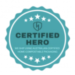 Monte & Co | Official Partner of Hero Packaging | Certified Compostable & Biodegradable Packaging Mailers