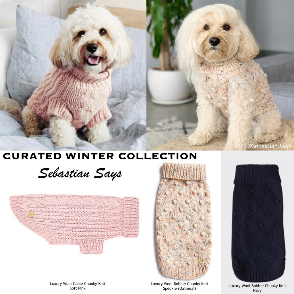 Monte & Co | Curated Winter Collection from Sebastian Says