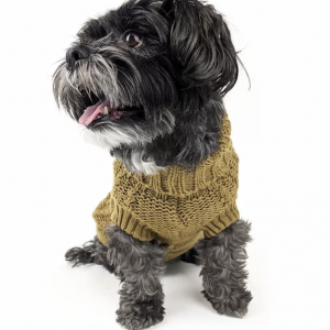 Monte & Co | Luxury French Chunky Knit Jumper in Chartreuse by Huskimo Australia
