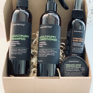 Monte & Co | Organic Puppy Dog Adult Value Gift Set by Essential Dog