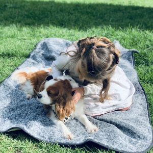 Monte & Co | SupaDry Luxe Indoor:Outdoor Picnic Blanket by SNOOZA AUSTRALIA